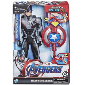 AVENGERS FIGURKA KAPITAN AMERYKA HERO POWER FX
