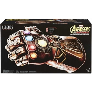 AVENGERS LEGENDS RĘKAWICA THANOS INFINITY GAUNTLET